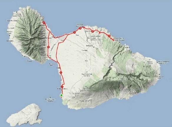 Maui Century Ride