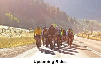 Upcoming Rides