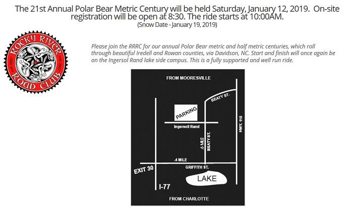 Polar Bear Metric Century