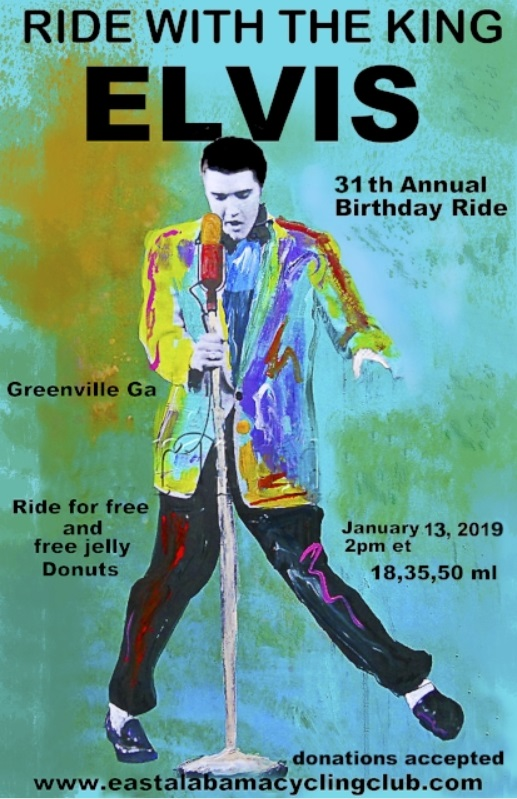 Ride with the King 2019