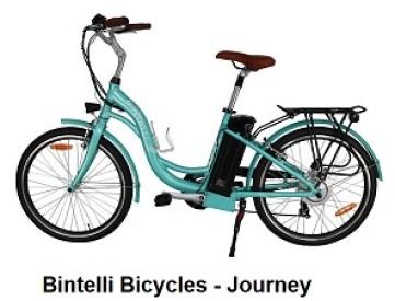 Bintelli Journey Electric Bike