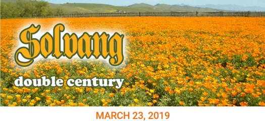 Solvang Double Century Spring 2019