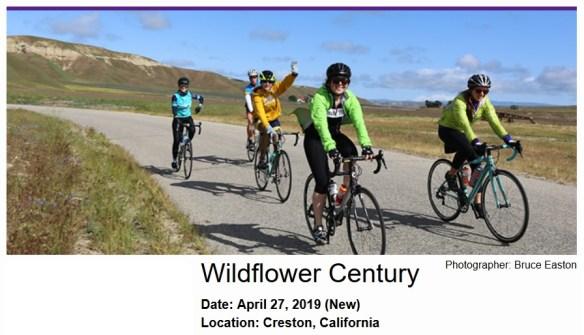 Wildflower Century 2019