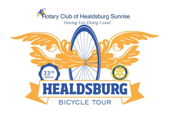 Healdsburg Bicycle Century 2019