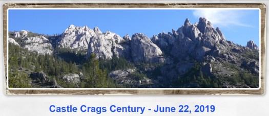 Castle Crags Century 2019