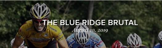 Blue Ridge Brutal Bike Ride 2019