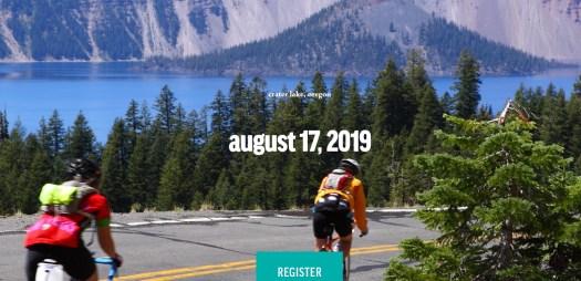 Crater Lake Century 2019