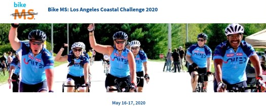 Bike MS: Los Angeles 2020