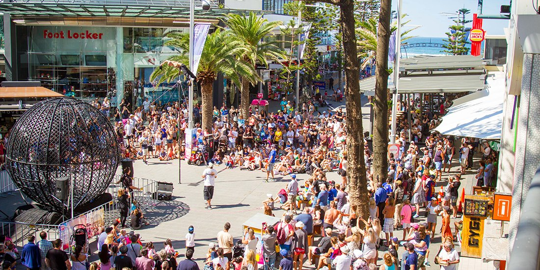 Australian Street Entertainment Carnival 2019   Surfers Paradise Events   The Weekend Edition Gold Coast