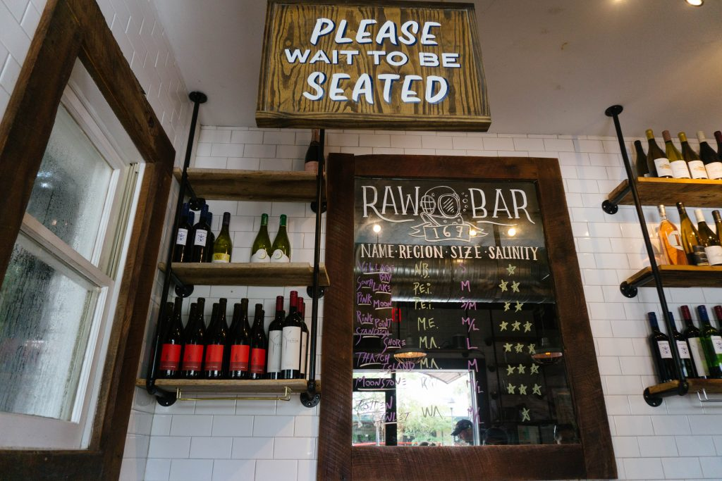 167 raw, charleston sc, charleston restaurant, charleston travel guide