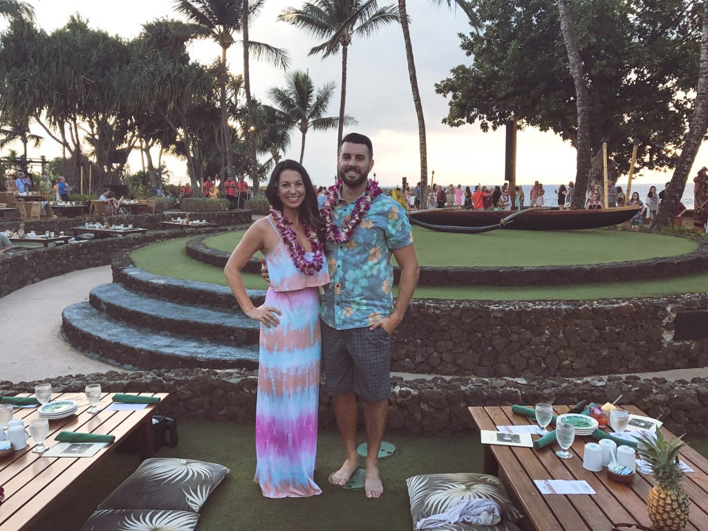 Old Lahaina Luau, Maui Luau, Flytographer, Maui, Hawaii, Honeymoon, Maui Things to Do, Maui Places to Eat, Maui Newlyweds, Maui itinerary #maui #travelblog #traveltips