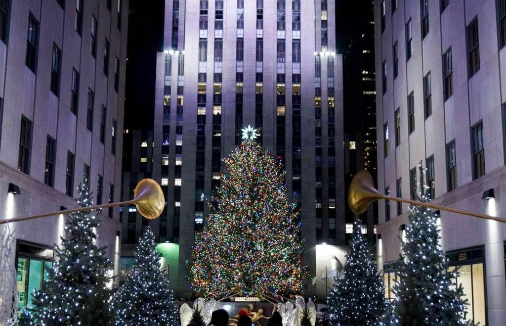 Rockefeller, Christmas, holidays, NYC