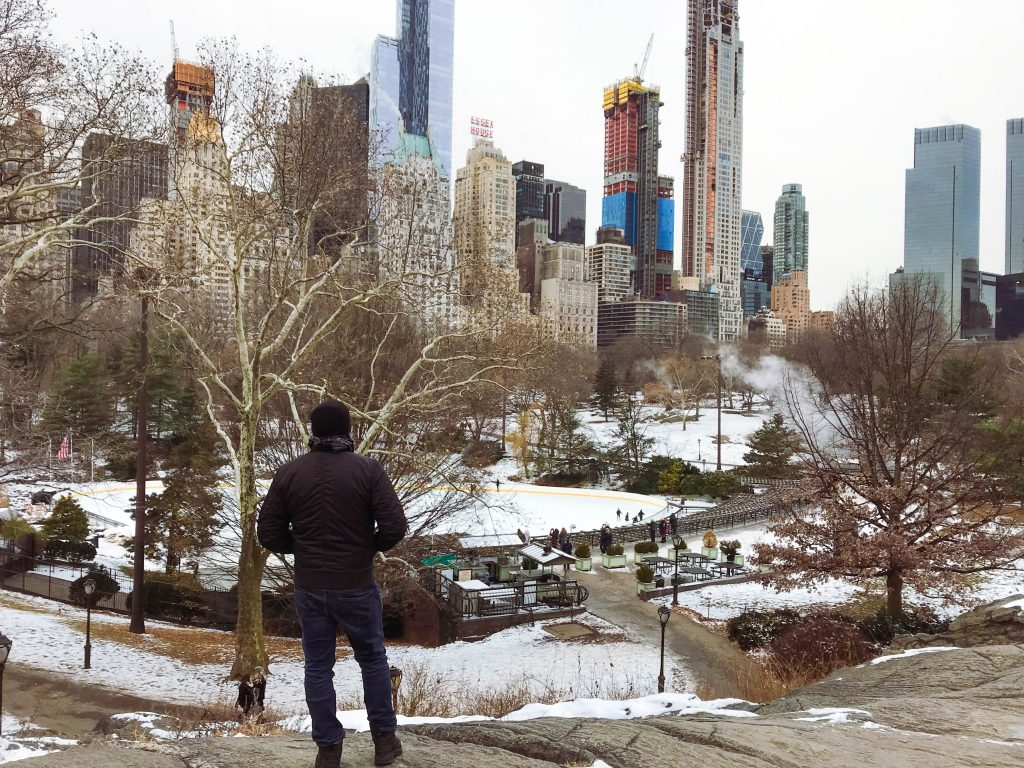 Central Park, NYC, New York City, NYC Weekend, NYC Guide, NYC Itinerary, #CentralPark #WinterinNYC #NYCweekend