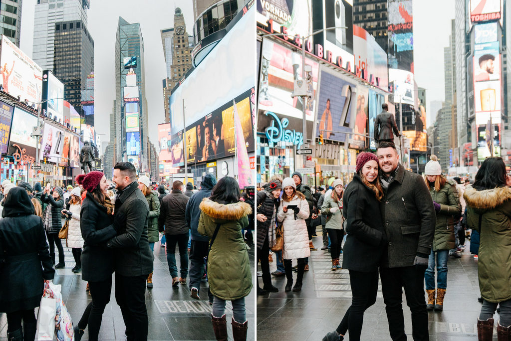 NYC ,Times Square, NYC Guide, New York City, Weekend Travel, NYC Must Do's, NYC Highlights #NYC #TimesSquare #WinterinNYC