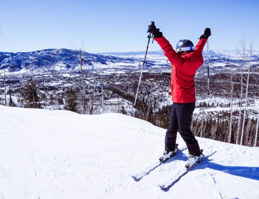 Steamboat Springs, Colorado, First-Time Skiing, Ski Trip, Ski Town USA, Steamboat Springs Things to Do, Steamboat Mountain, Travel Colorado, Winter in Steamboat Springs #SteamboatSprings #travelblogger #skitrip