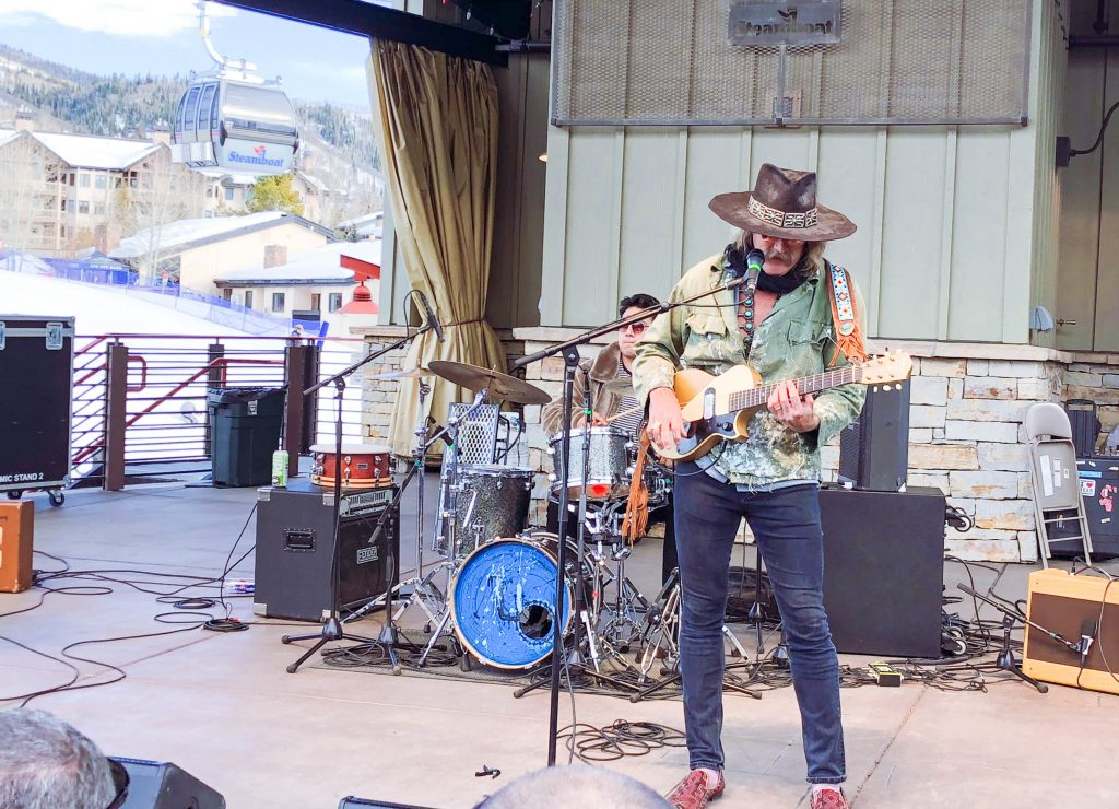 Steamboat Springs, Where to Stay Steamboat Springs, Things to Do Steamboat Springs, Donavon Frankenreiter, Free Concert, Bud Light Concert Series,