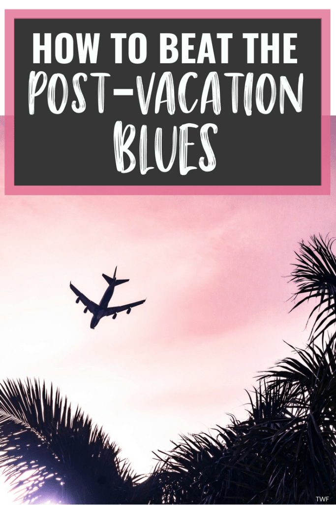 How to Beat the Post-Vacation Blues // post-vacation tips, post-vacation planning, vacation planning, travel tips, vacation stress, battle the blues, #traveltips #travelblog photo credit: Eduardo Velazco