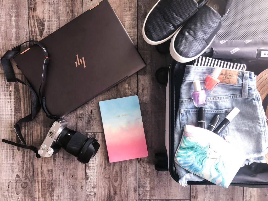 Packing for vacation, post-vacation blues, things to do after vacation, weekend travel packing