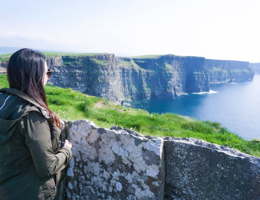 Life-Changing Trips, Cliffs of Moher, Ireland