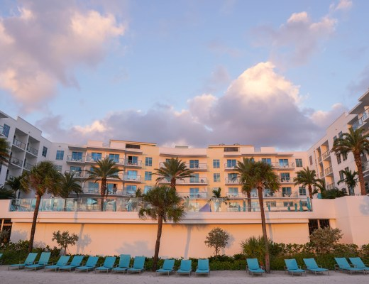 Treasure Island Beach Resort in Treasure Island, Florida