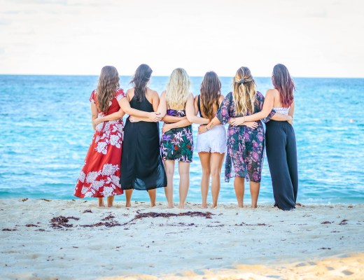 Atlantis, Paradise Island Bachelorette Party