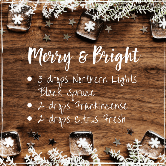Christmastime essential oil diffuser blends, 10 diffuser blends for the holiday season