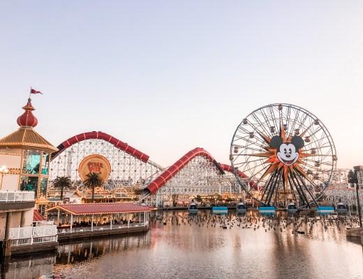 First-timer at Disneyland and California Adventure // WDWAP at Disneyland