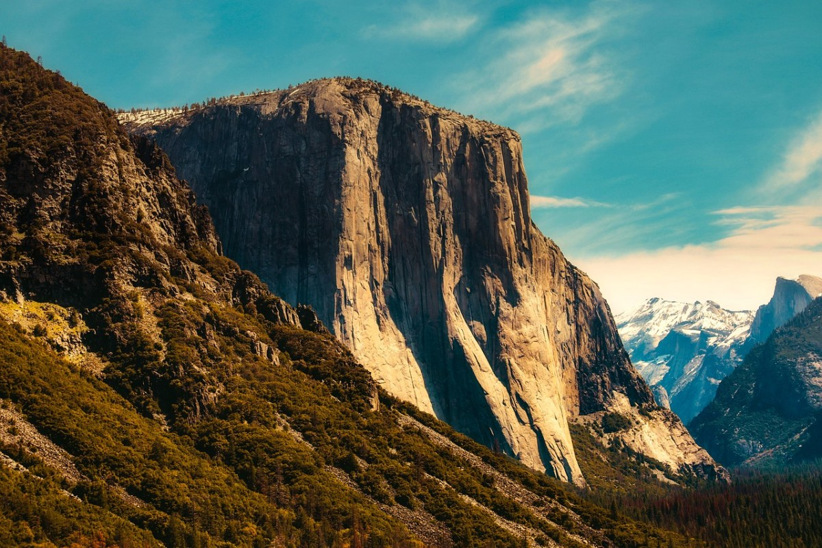 Fun Things To Do in Central California, visit Yosemite National Park and 3 other National Parks