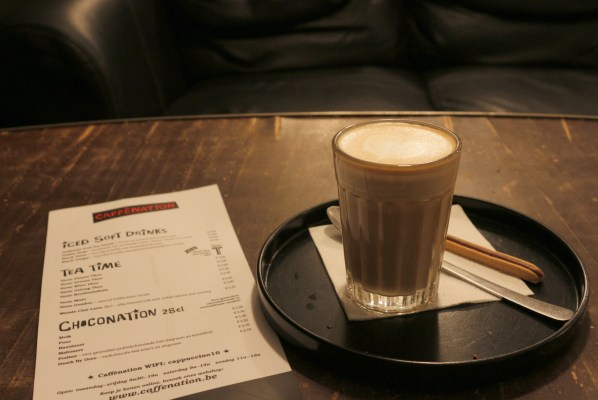 Caffenation: Great Coffee in Antwerp
