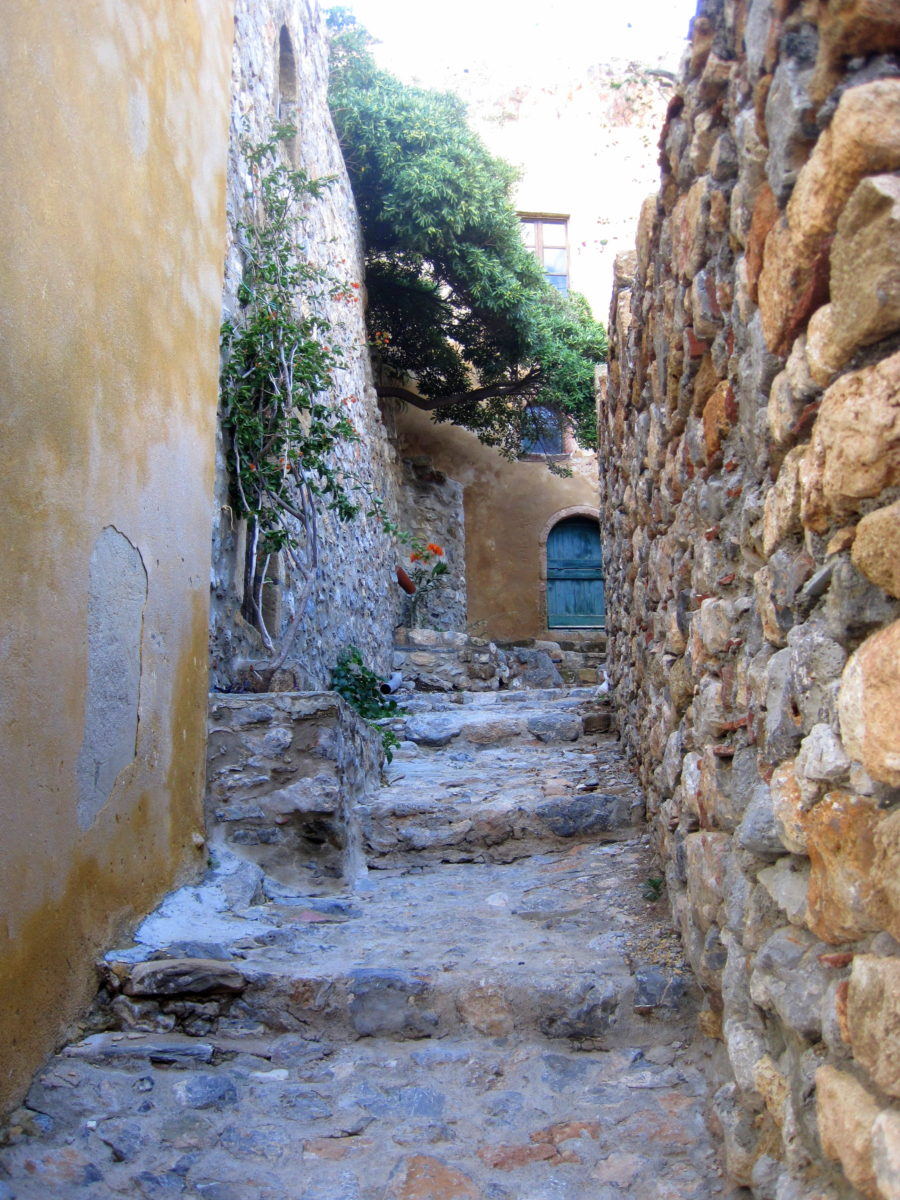 The Weekend Guide to Monemvasia