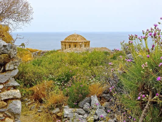 Fun Things To Do in Monemvasia