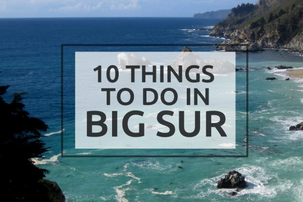 There is more to do in Big Sur than just pass through on your way north or south. Learn about the history of the area and the film, art and literature connections. We'll tell you our favorite photo ops and secret hiking spots. - THEWEEKENDGUIDE.COM
