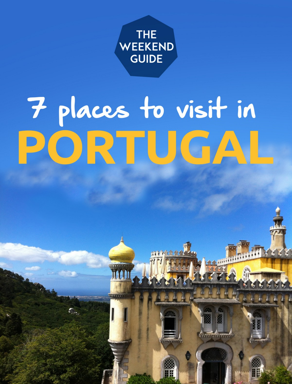 Portugal is full of fascinating cities, charming towns and beautiful vistas. Here are seven spots you should visit in Portugal to inspire your next holiday!
