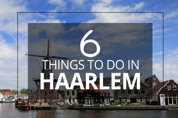 A lovely Dutch town, Haarlem is the perfect day trip from Amsterdam. Although it is a small city with less than 200,000 residents, Haarlem is full of charming things to do.