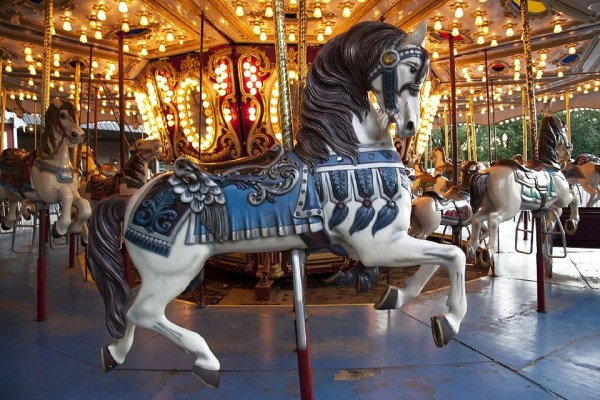10 Best Carousels in the USA