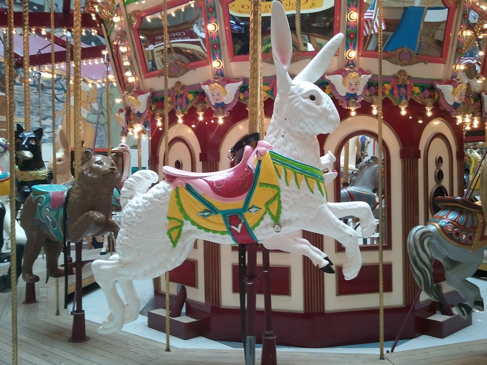 Carousels, also called Merry Go Rounds and Roundabouts, are delightful for both children and adults.Here are some of the best carousels around the USA.