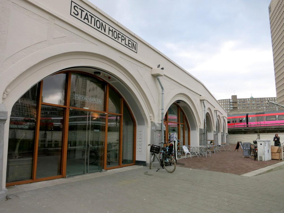 18 Urban Projects Like New York's High Line - reclaim rail & roads to parks - Rotterdam Hofplein