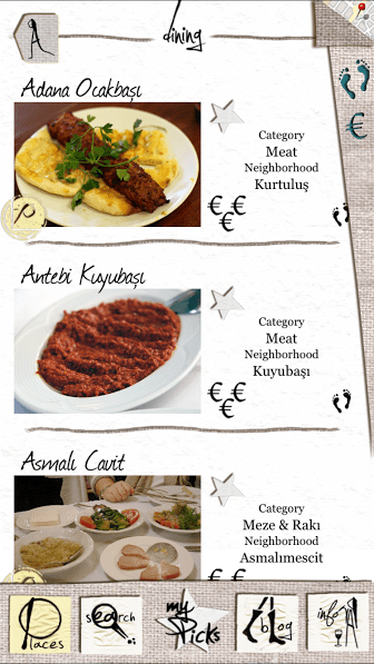 Must-Have Istanbul Food App