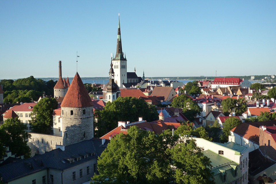 10 Places to Visit in Europe This Spring :: nice places to visit in Europe in April and May :: Tallinn, Estonia