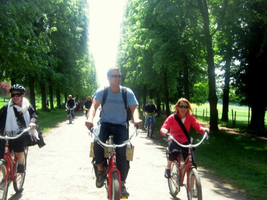 Bike Ride & Picnic in the Gardens of Versailles