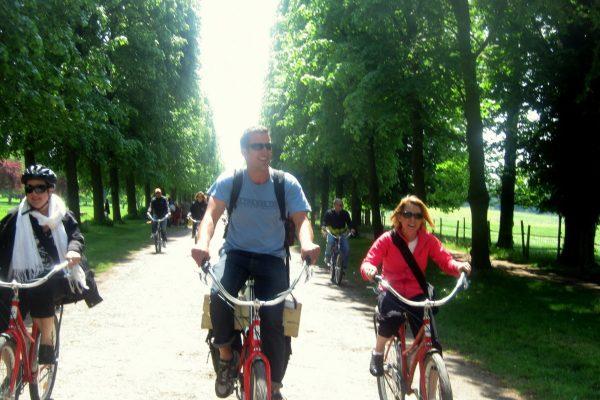 GARDENS OF VERSAILLES bike tour & picnic tips