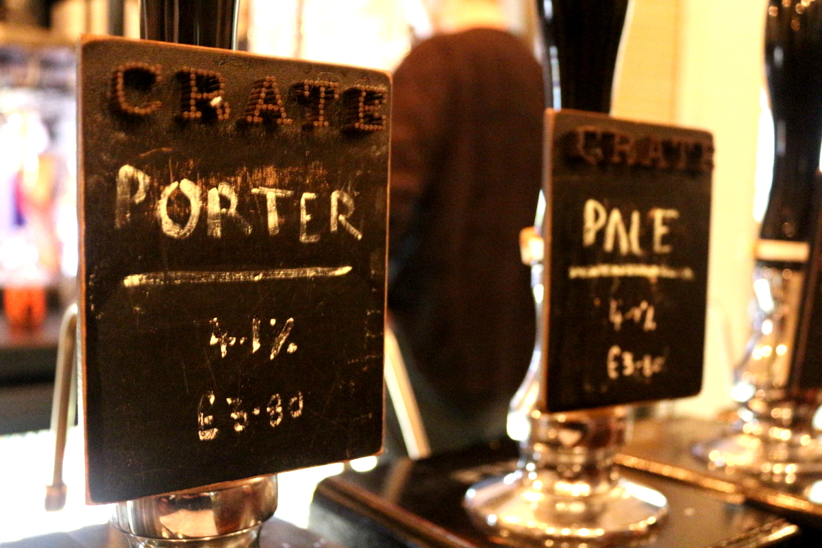 crate brewery london - 3 Cool Craft Beer Spots in London