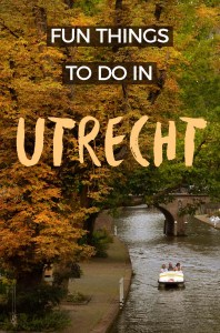 Things To Do in Utrecht - unique museums, tasty food & even kayaking!