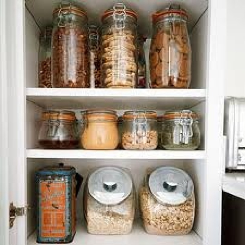 Zero Waste Home pantry © Zero Waste Home