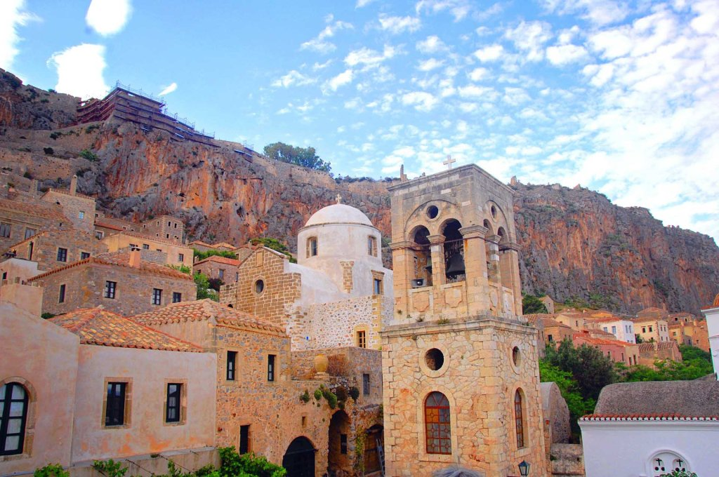 The Weekend Guide to Monemvasia, Greece