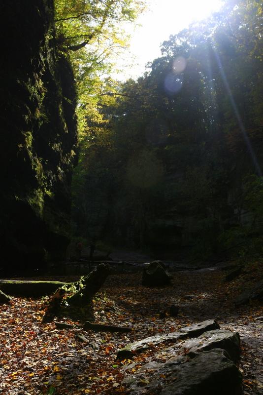 Matthiessen State Park - theweekendguide.com