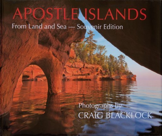 Apostle Islands from Land and Sea