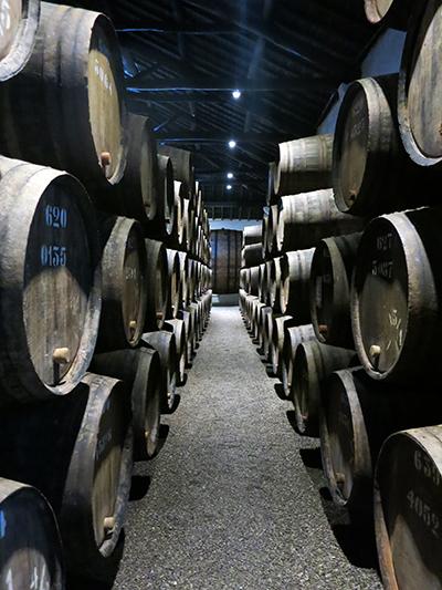 port barrels