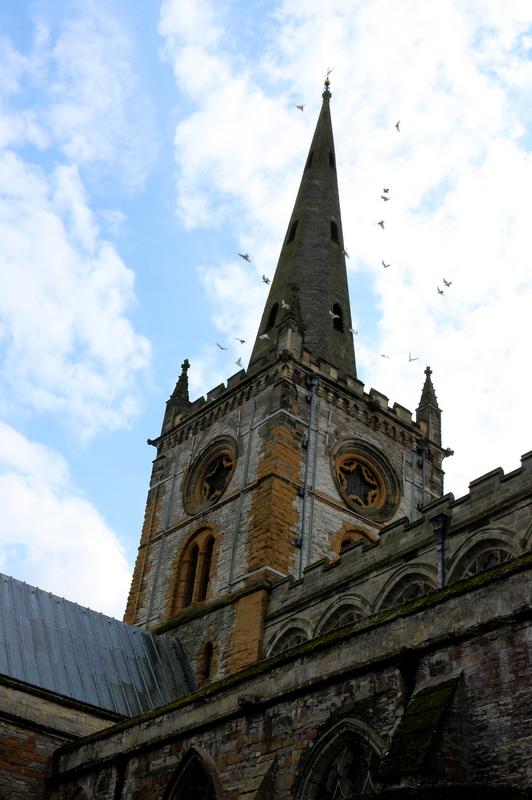 Holy Trinity Church stratford-upon-avon theweekendguide.com