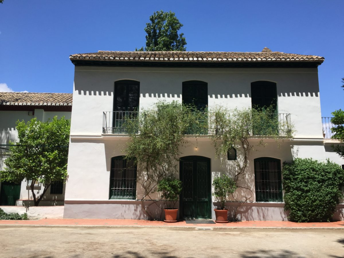 Parque Garcia Lorca - 5 Great Granada Gardens